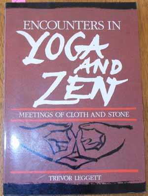 Image for Encounters in Yoga and Zen: Meetings of Cloth and Stone