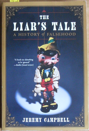 Image for Liar's Tale, The: A History of Falsehood