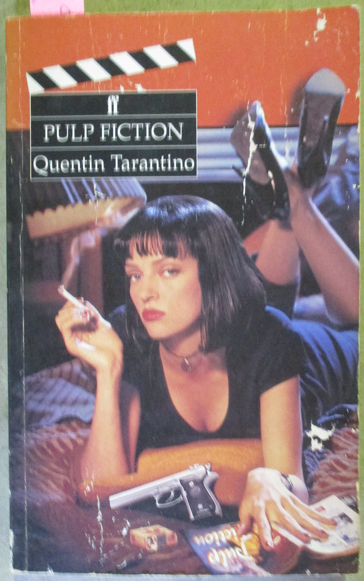 Image for Pulp Fiction: Three Stories.About One Story