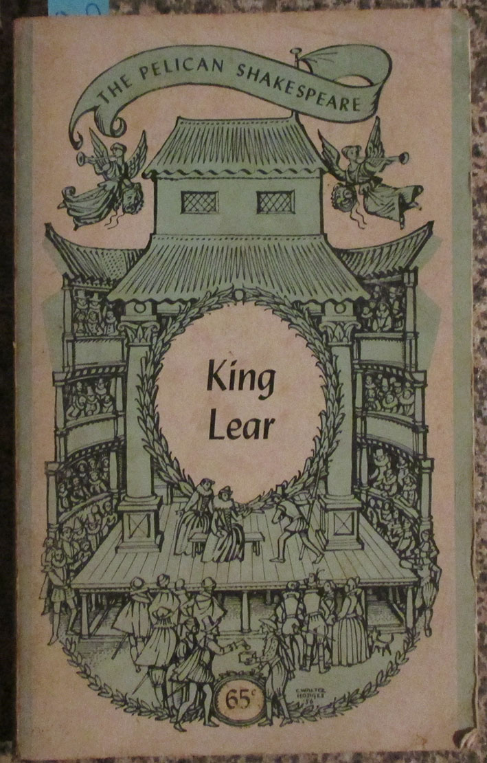 Image for King Lear (The Tragedy Of)
