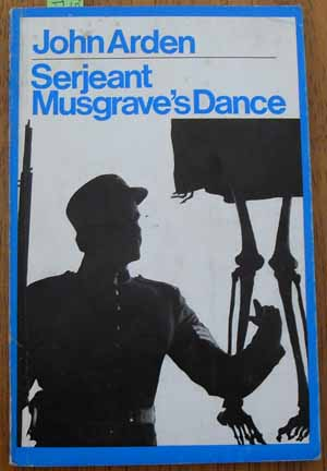 Image for Serjeant Musgrave's Dance