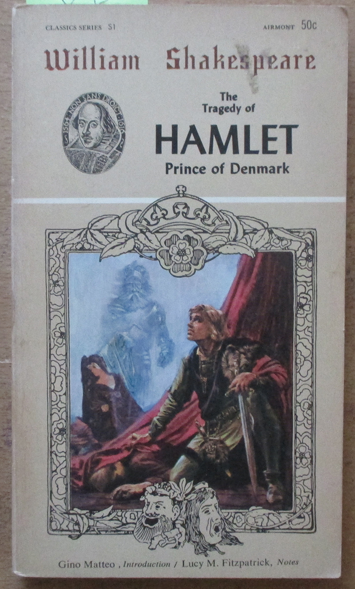Image for Hamlet: Prince of Denmark (The Tragedy of)