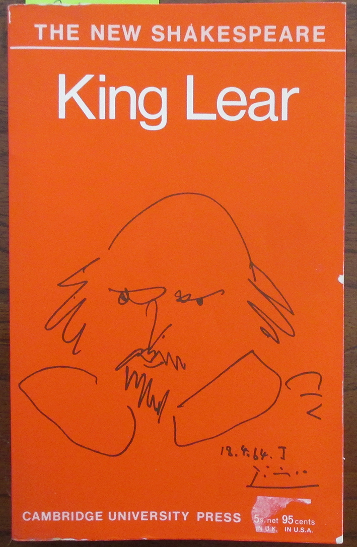 Image for King Lear: The New Shakespeare