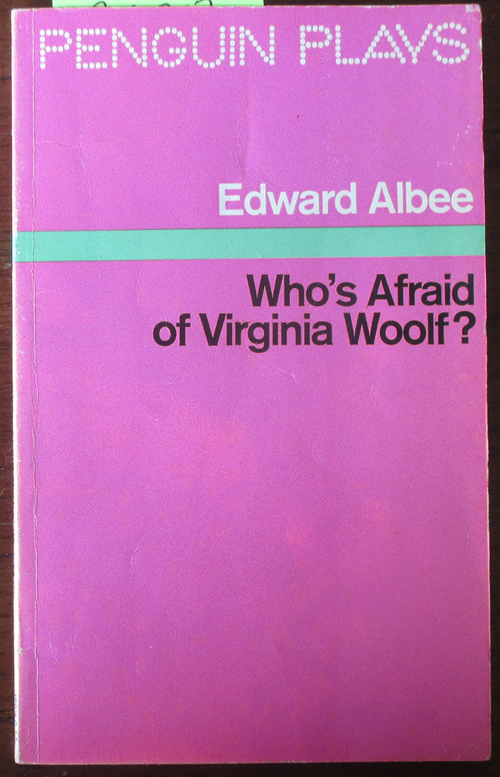 Image for Who's Afraid of Virginia Woolf?