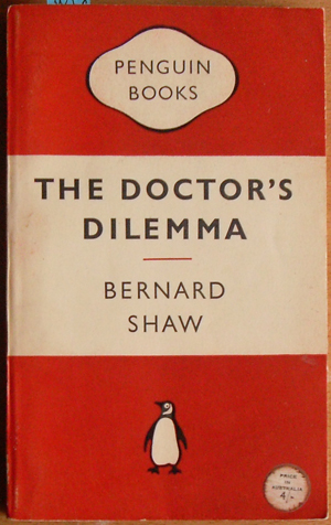 Image for Doctor's Dilemma, The