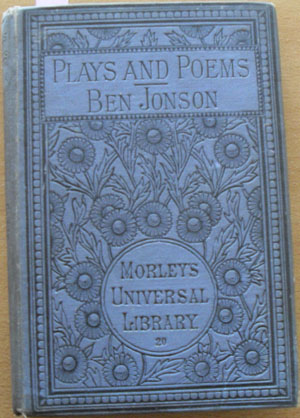 Image for Plays and Poems (Morley's Universal Library 20)