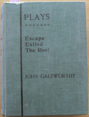 Image for Plays: Seventh Series (Escape; Exiled; and The Roof)