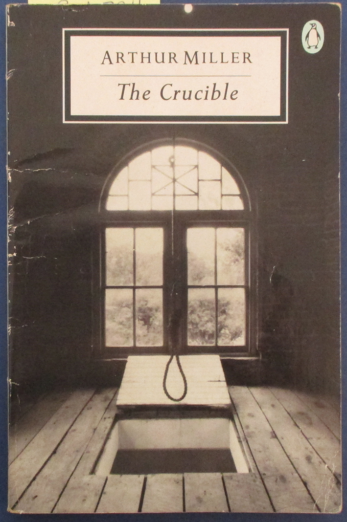 Image for Crucible, The