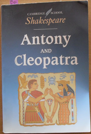 Image for Antony and Cleopatra (Cambridge School Shakespeare)