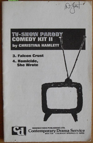 Image for TV-Show Parody Comedy Kit II