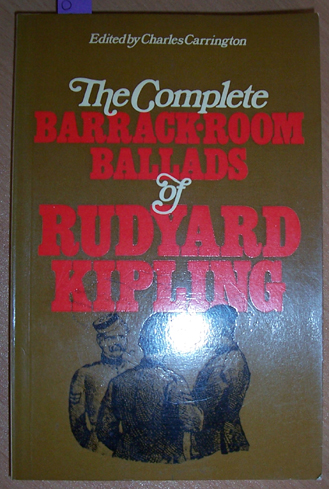 Image for Complete Barrack Room Ballads of Rudyard Kipling, The