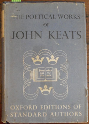 Image for Poetical Works of John Keats, The