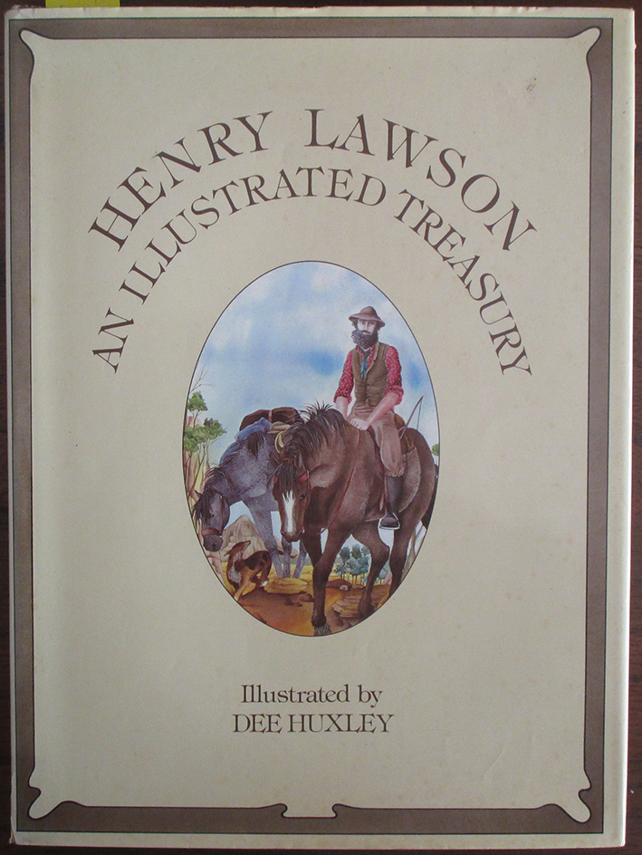 Image for Henry Lawson: An Illustrated Treasury