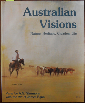 Image for Australian Visions: Nature, Heritage, Creation, Life