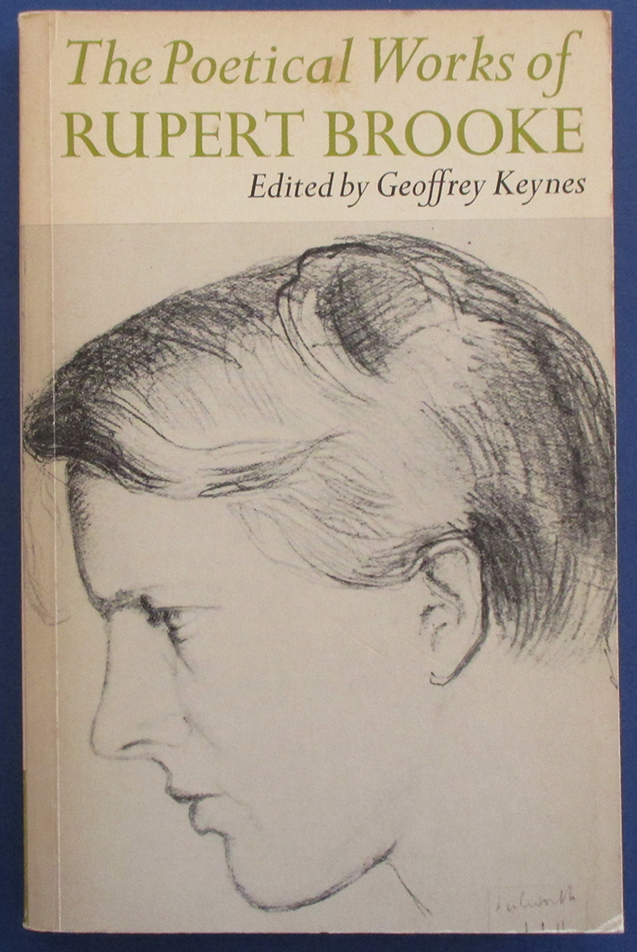 Image for Poetical Works of Rupert Brooke, The