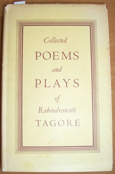 Image for Collected Poems and Plays of Rabindranath Tagore