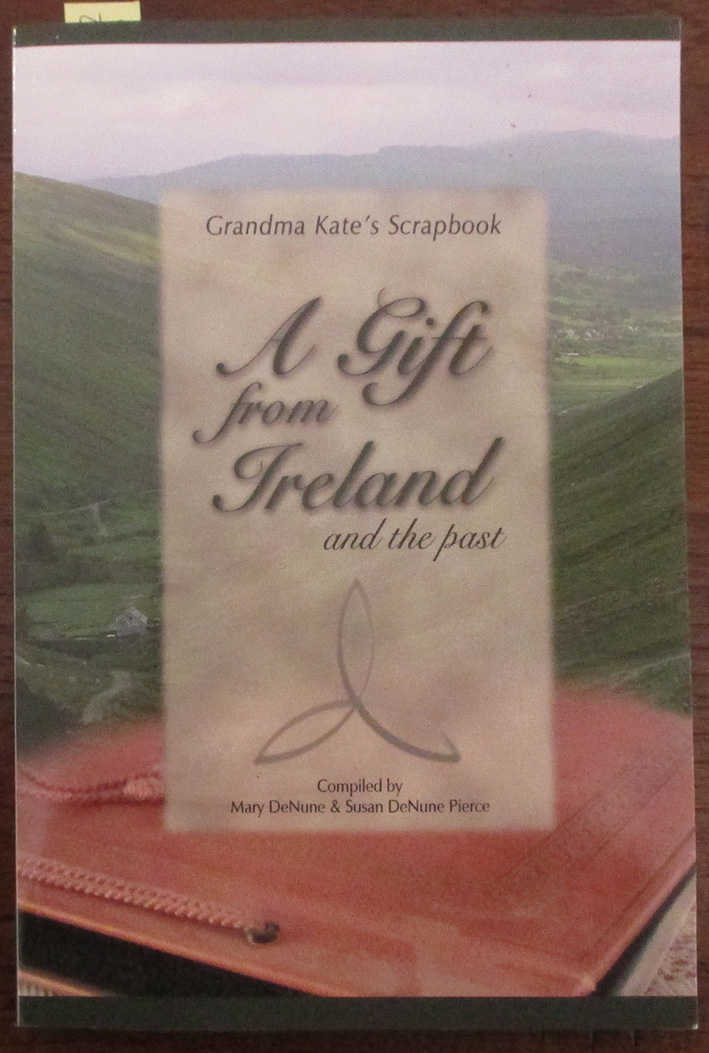 Image for Gift From Ireland and the Past, A: Grandma Kate's Scrapbook