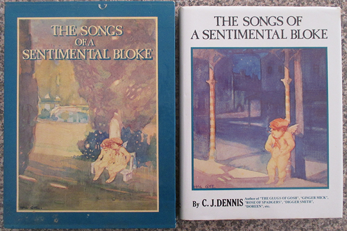 Image for Songs of a Sentimental Bloke, The