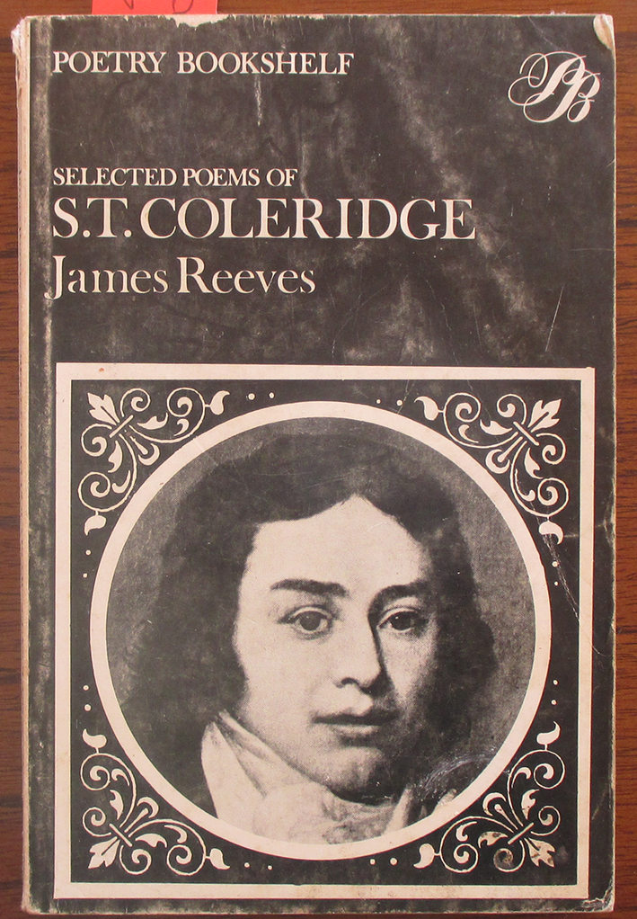 Image for Selected Poems of Samuel Taylor Coleridge