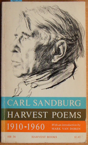 Image for Harvest Poems: 1910 - 1960