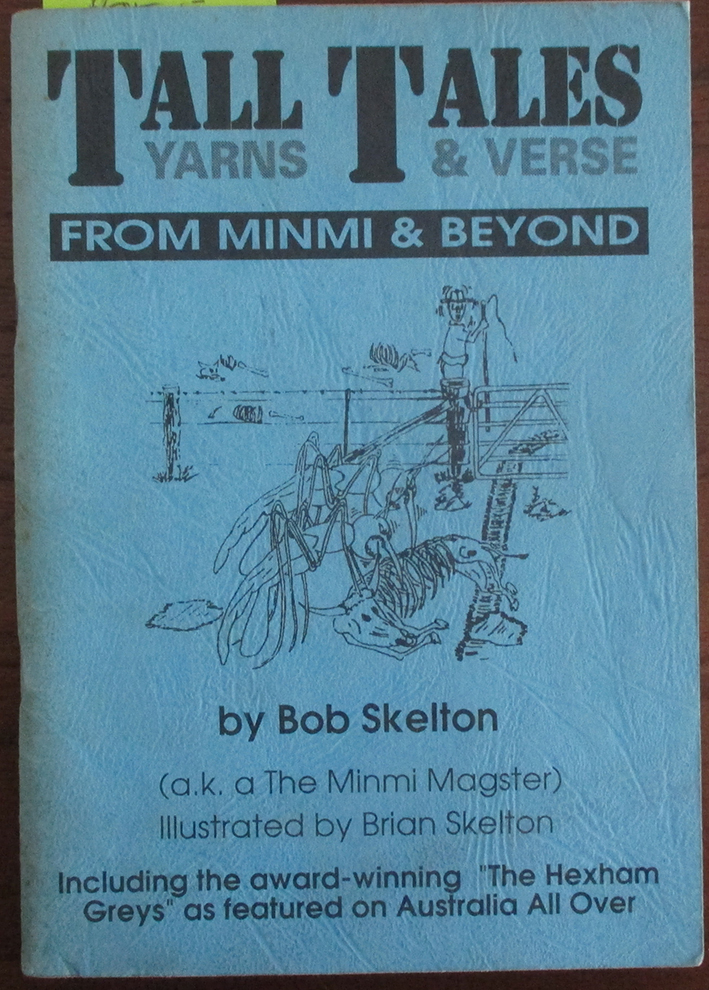 Image for Tall Tales Yarns & Verse: From Minmi & Beyond (Vol I)