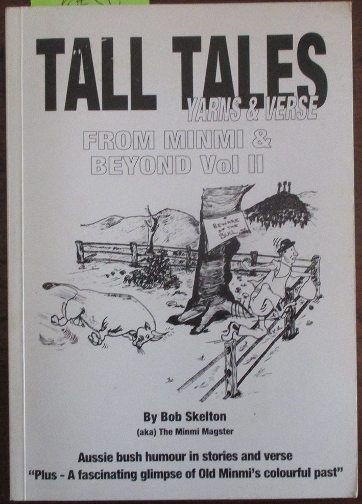 Image for Tall Tales Yarns & Verse: From Minmi & Beyond (Vol II)