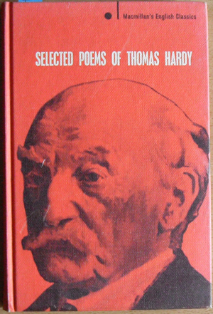 Image for Selected Poems of Thomas Hardy
