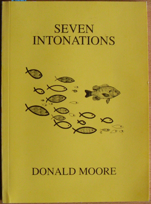 Image for Seven Intonations: A Collection of Poems - 1964-1994