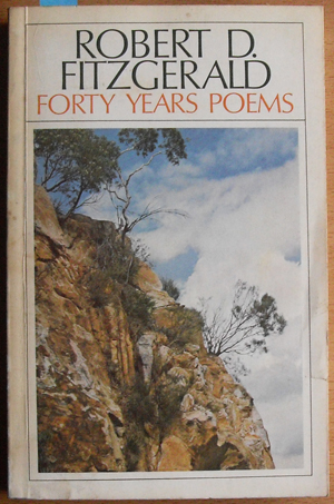 Image for Forty Years' Poems