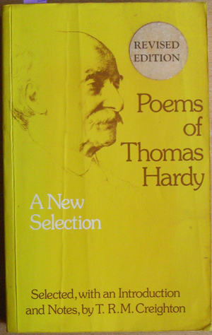 Image for Poems of Thomas Hardy: A New Selection