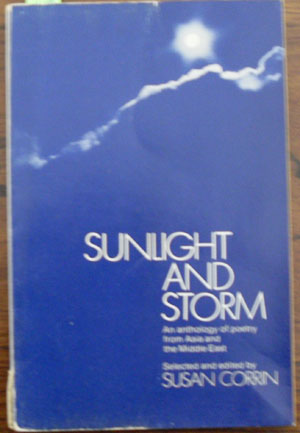 Image for Sunlight and Storm: An Anthology of Poetry from Asia and Middle East