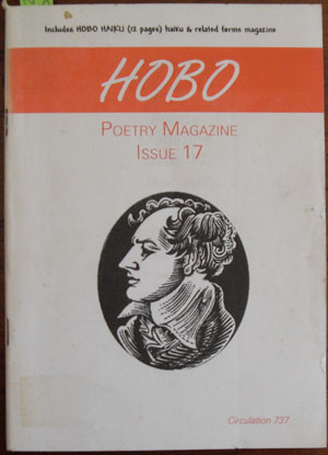 Image for Hobo Poetry Magazine: Issue 17 (June, 1998)