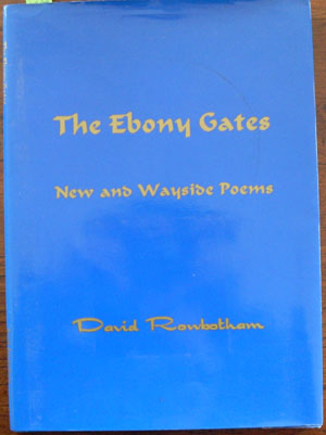 Image for Ebony Gates, The: New and Wayside Poems