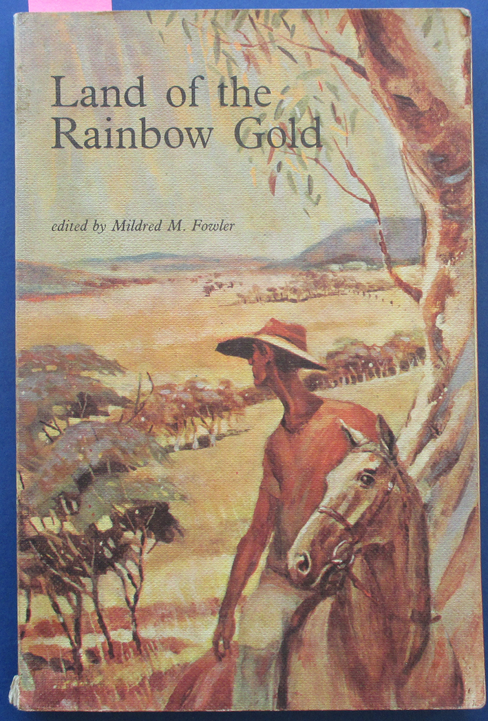 Image for Land of the Rainbow Gold