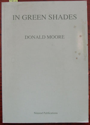Image for In Green Shades: Poems 1981-1991
