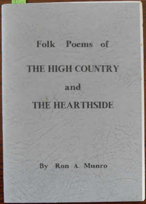 Image for Folk Poems of the High Country and the Hearthside