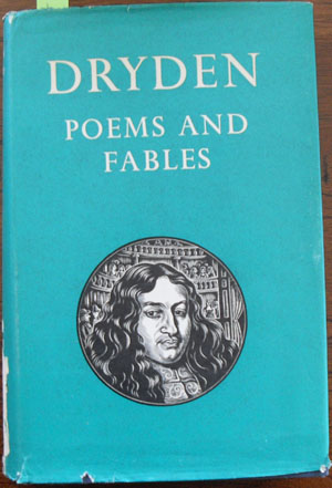 Image for Poems and Fables of John Dryden, The