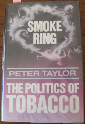 Image for Smoke Ring: The Politics of Tobacco