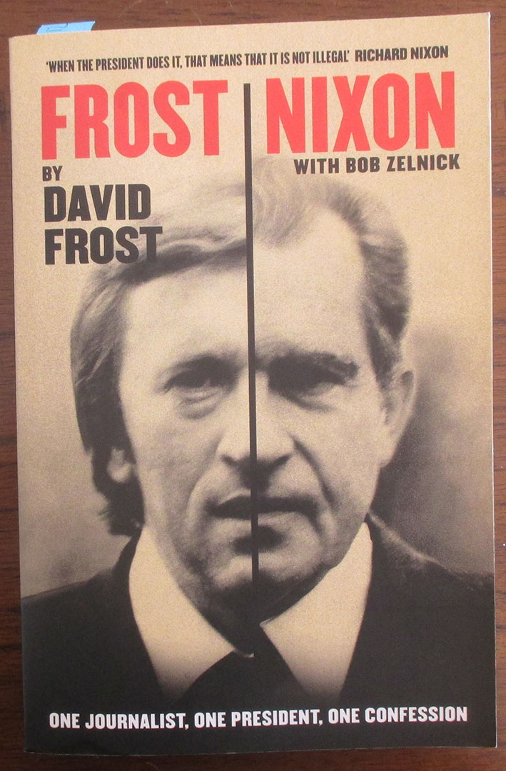 Image for Frost/Nixon: One Journalist, One President, One Confession