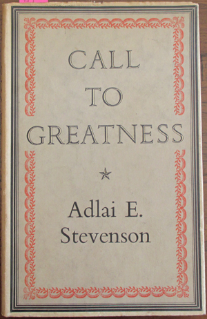 Image for Call to Greatness