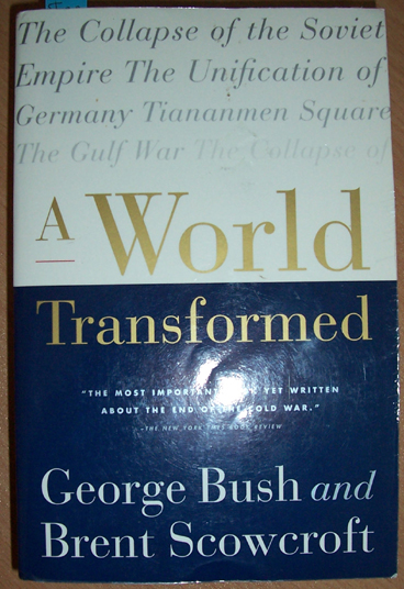 Image for World Transformed, A
