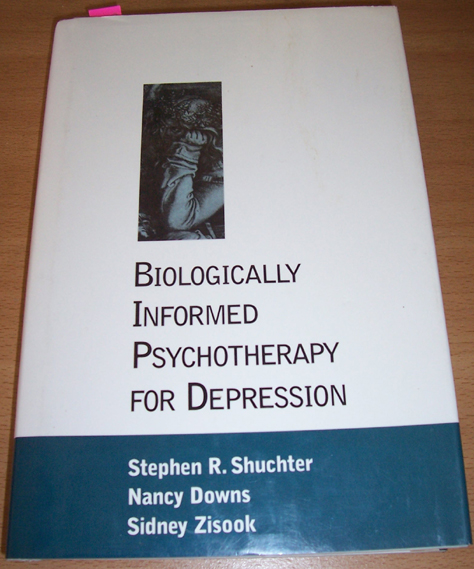 Image for Biologically Informed Psychotherapy for Depression