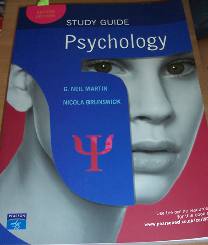 Image for Study Guide Psychology
