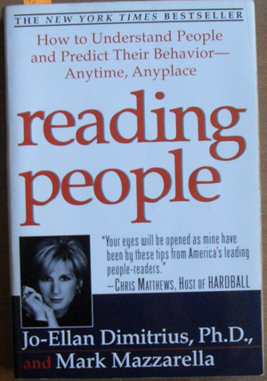 Image for Reading People: How to Understand People and Predict Their Behaviour - Anytime, Anyplacec