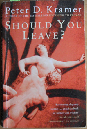 Image for Should You Leave?