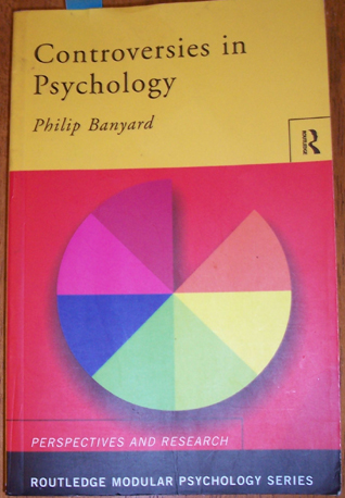 Image for Contoversies in Psychology: Perspectives and Research