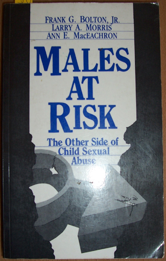 Image for Males At Risk: The Other Side of Child Sexual Abuse