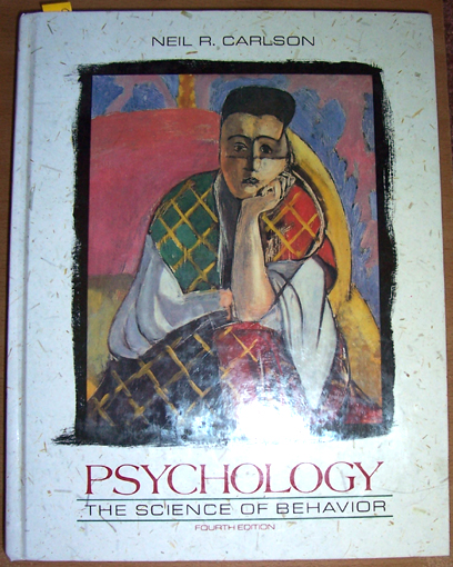 Image for Psychology: The Science of Behavior