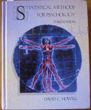 Image for Statistical Methods for Psychology