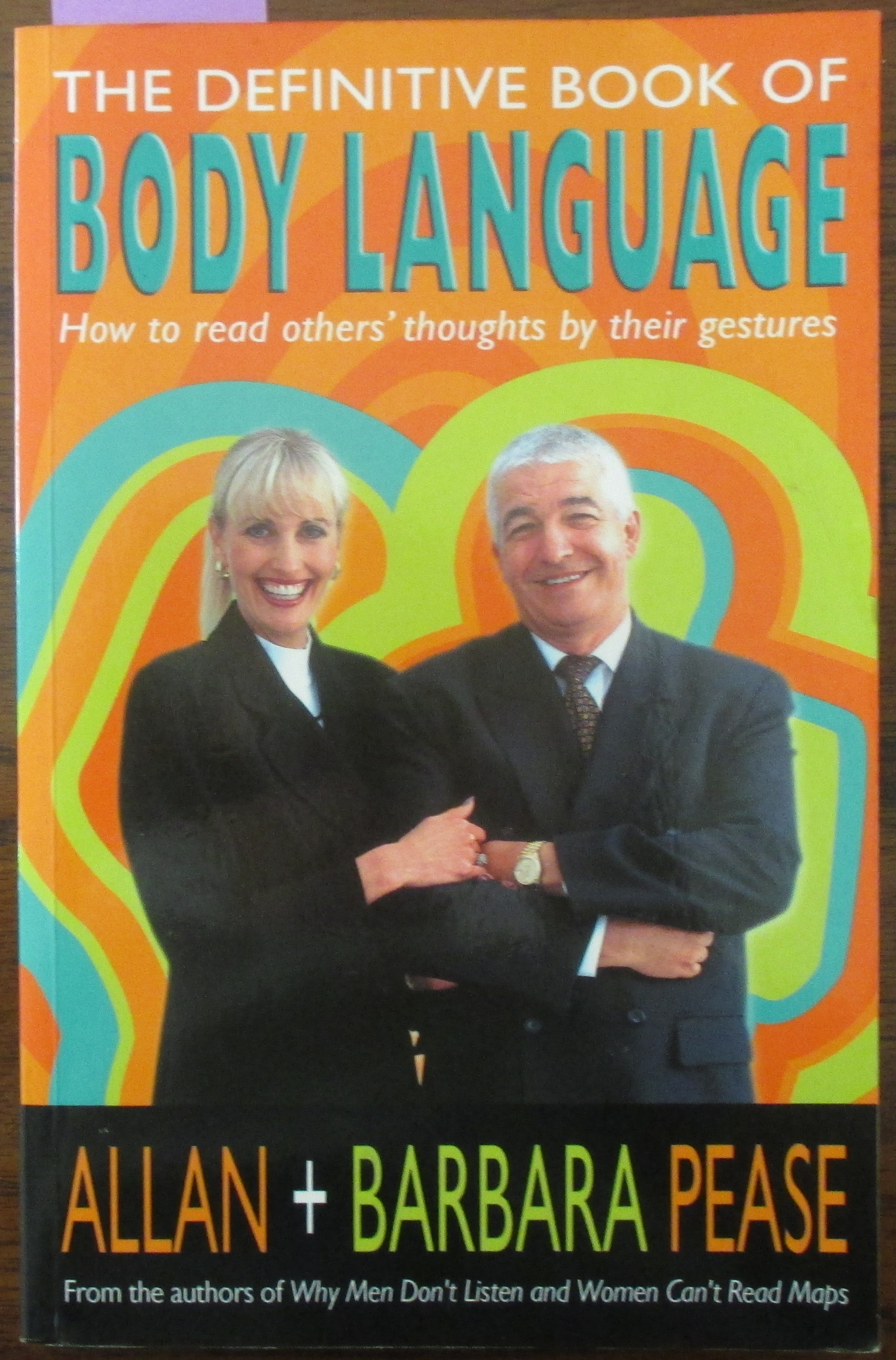Image for Definitive Book of Body Language, The